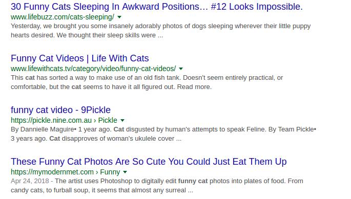 Google reduced meta descriptions