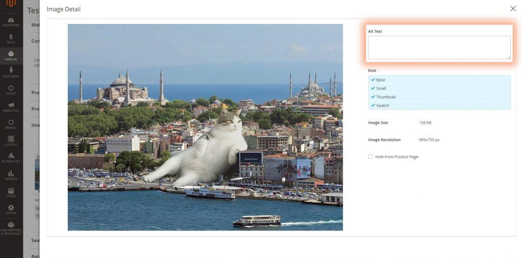 Adding alt to image in Magento 2